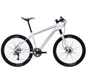 Sepeda Cannondale Flash 3 2011
