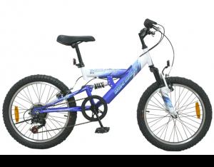 Sepeda Wimcycle MTB 20′ Vulcan 6-spd